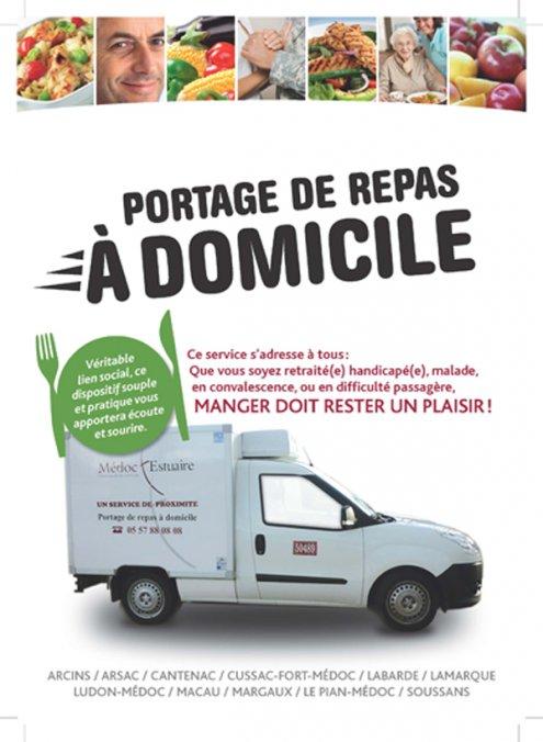 Communaut De Communes M Doc Estuaire Portage De Repas